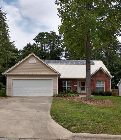 High Point Single Family Home For Sale: 2715 Red Run Court