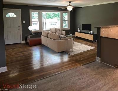 Greensboro Single Family Home For Sale: 3403 Overton Drive
