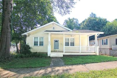 Winston Salem Single Family Home For Sale: 501 Lockland Avenue