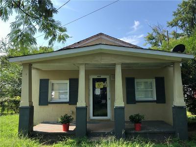 Greensboro Single Family Home For Sale: 4407 Railway Avenue