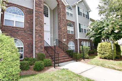 Winston Salem Condo/Townhouse For Sale: 634 Scholastic Drive