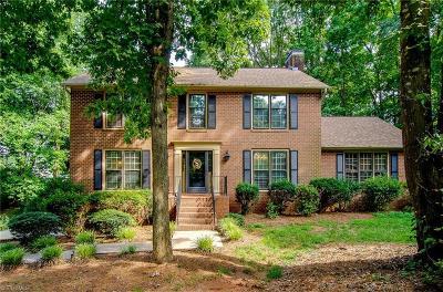 Kernersville Single Family Home For Sale: 5913 Kenton Drive