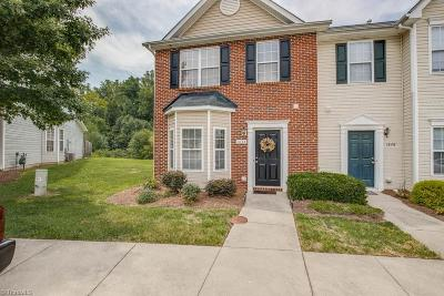 Winston Salem Condo/Townhouse Due Diligence Period: 1844 Olivers Crossing Circle