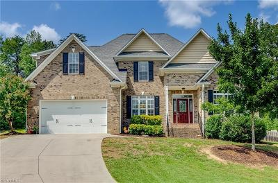 Surry County, Yadkin County, Davie County, Stokes County, Forsyth County, Davidson County, Rockingham County, Guilford County, Randolph County, Caswell County, Alamance County Single Family Home For Sale: 219 Bay Tree Lane