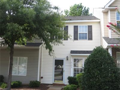 Greensboro Condo/Townhouse For Sale: 4306 Saint Pauls Lane