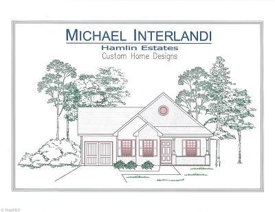 Kernersville Single Family Home For Sale: 414 Nelson Street