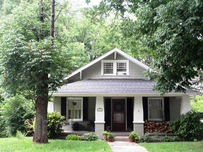 Greensboro Single Family Home For Sale: 608 Mayflower Drive