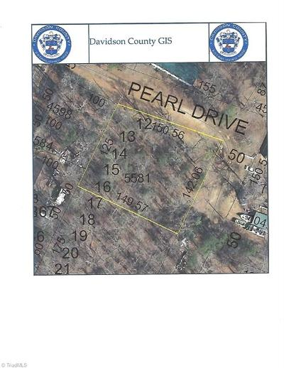 Lexington NC Residential Lots & Land For Sale: $7,500