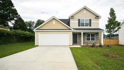 Rural Hall NC Single Family Home For Sale: $200,665