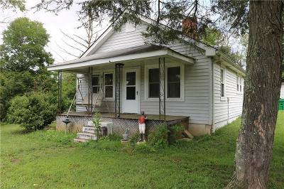 King NC Single Family Home For Sale: $69,900