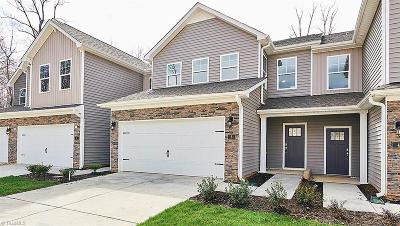 Surry County, Yadkin County, Davie County, Stokes County, Forsyth County, Davidson County, Rockingham County, Guilford County, Randolph County, Caswell County, Alamance County Condo/Townhouse For Sale: 6 Finley Ridge Way