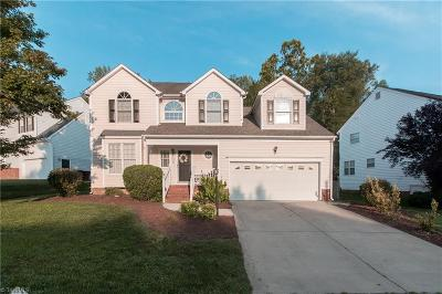 Greensboro Single Family Home For Sale: 16 Brackenwood Court