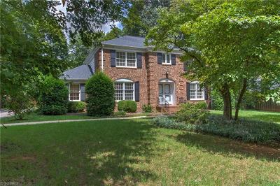 Greensboro Single Family Home For Sale: 1602 Beechtree Road