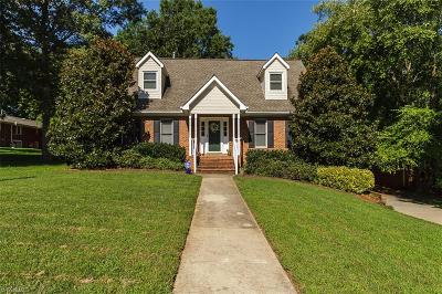 Ardmore Single Family Home For Sale: 1340 Teagues Crossing