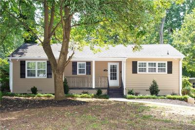 Greensboro Single Family Home For Sale: 3703 Kirby Drive