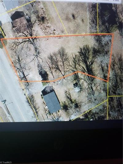 Greensboro Residential Lots & Land For Sale: 3420 Church Street