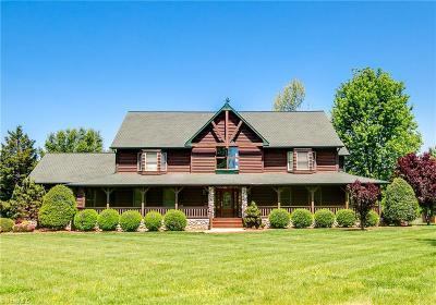 Mocksville Single Family Home For Sale: 1302 Godbey Road