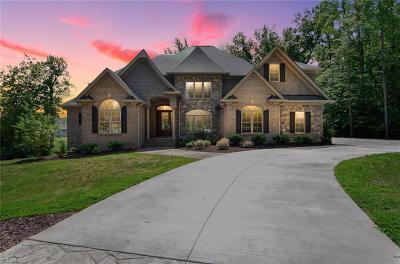Burlington NC Single Family Home For Sale: $998,000