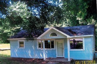 Reidsville NC Single Family Home For Sale: $30,450