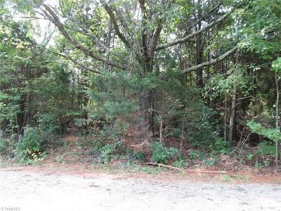 Caswell County Residential Lots & Land For Sale: 00 Cedar Lane