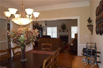 Advance Single Family Home For Sale: 165 Redmeadow Drive