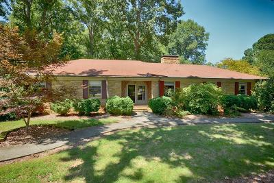 Greensboro NC Single Family Home Due Diligence Period: $285,000