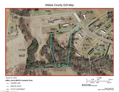 Thurmond NC Residential Lots & Land For Sale: $23,000
