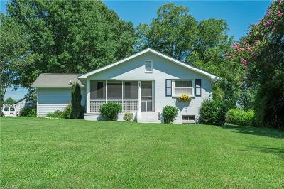 Single Family Home Sold: 8122 E Harrell Road