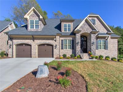 Greensboro Single Family Home For Sale: 5718 Woodrose Lane