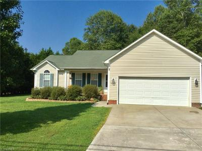 Single Family Home For Sale: 6453 Suits Road