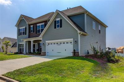 Single Family Home For Sale: 6606 Cannonade Court