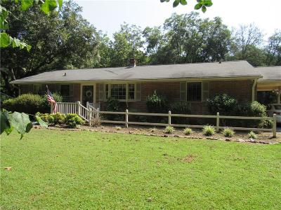 Reidsville Single Family Home For Sale: 2551 Ashley Loop