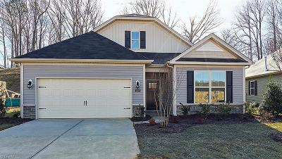 Kernersville Single Family Home For Sale: 1757 Owl's Trail