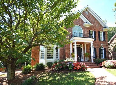 Winston Salem Single Family Home Due Diligence Period: 4830 Century Oaks Lane