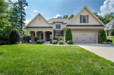 High Point Single Family Home For Sale: 2245 Cambridge Oaks Drive