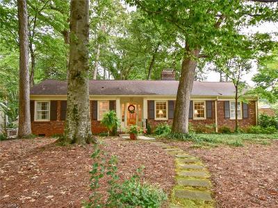 Greensboro Single Family Home For Sale: 902 Montrose Drive