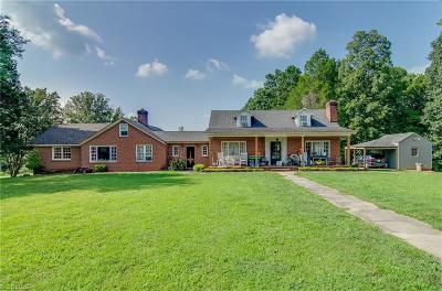 Lewisville Single Family Home For Sale: 9201 Concord Church Road