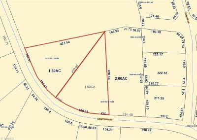 Lewisville Residential Lots & Land For Sale: Grapevine Road