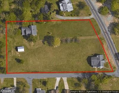 Winston Salem Residential Lots & Land For Sale: 5000 Old Rural Hall Road