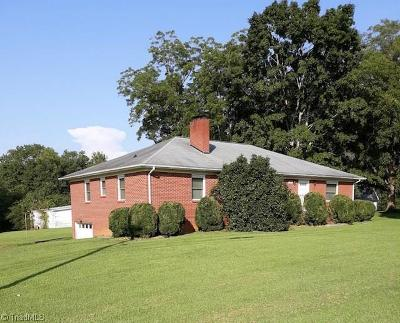 Lexington Single Family Home For Sale: 1915 Nc Highway 47