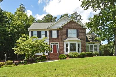 Winston Salem Single Family Home For Sale: 4150 Sewanee Drive