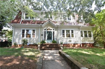 Winston Salem Single Family Home For Sale: 1218 W 4th Street