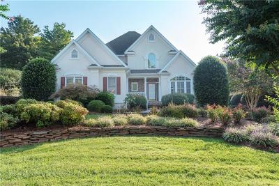 Kernersville Single Family Home For Sale: 485 Burkes Crossing Drive