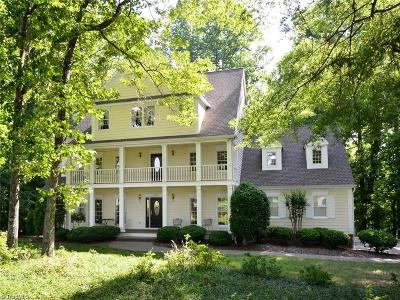 Guilford County Single Family Home For Sale: 7004 Mustang Court