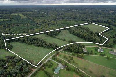 McLeansville Residential Lots & Land For Sale: 5472 Smiley Wyrick Road