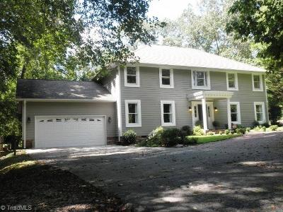 High Point Single Family Home For Sale: 249 Old Mill Road