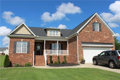 Browns Summit Single Family Home For Sale: 8187 McClanahan Drive