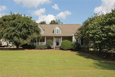 Whitsett Single Family Home Due Diligence Period: 3876 Brook Hollow Road