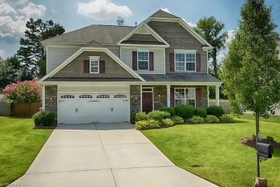 High Point Single Family Home Due Diligence Period: 3536 Lamplight Way