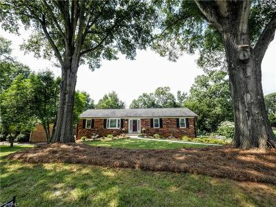 Clemmons Single Family Home Due Diligence Period: 156 Queens Court